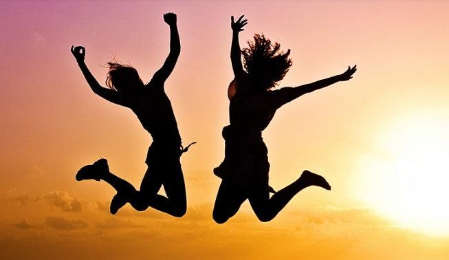 기쁨 환희 열정 청춘 젊은 희망