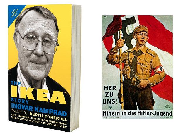 이케아의 역사 나치