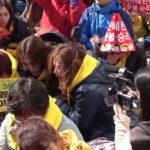 """""""박근혜 없는 3월, 그래야 봄이다"""" – 박근혜 탄핵 순간을 함께한 세월호 유가족"""