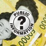 공공정보와 알 권리의 '가격'