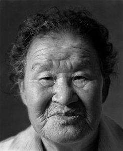 박옥선, 1924년 생, 2006.