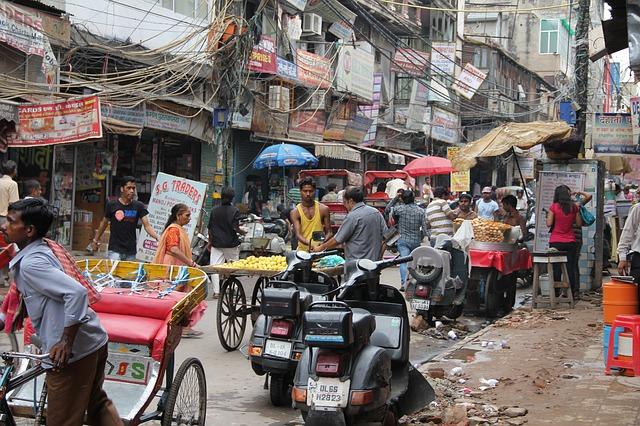 인도 델리