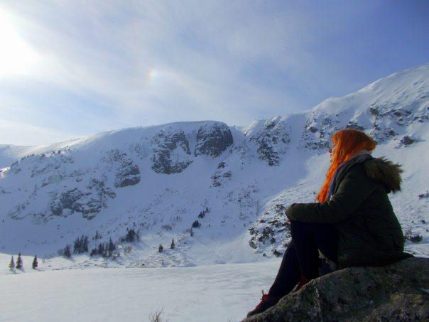 w górach jest wszystko co kocham