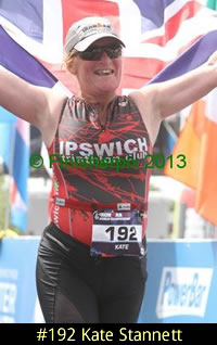 2013 Ironman 70.3 World Championships – Race Results: Women 50-54 Age Group