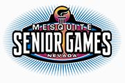 Mesquite Senior Games color logo