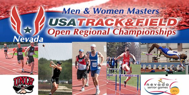 USATF Masters Open Regional Championships Coming to UNLV