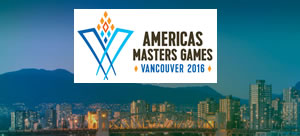 Inaugural Americas Masters Games Set for Vancouver, BC