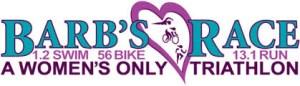 Color logo of Barb's Race