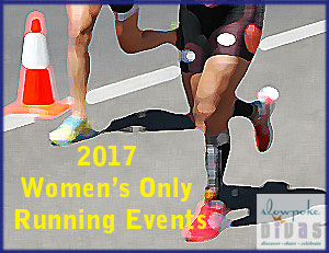 2017 Women's Only Running Races & Events in the U.S. & Canada