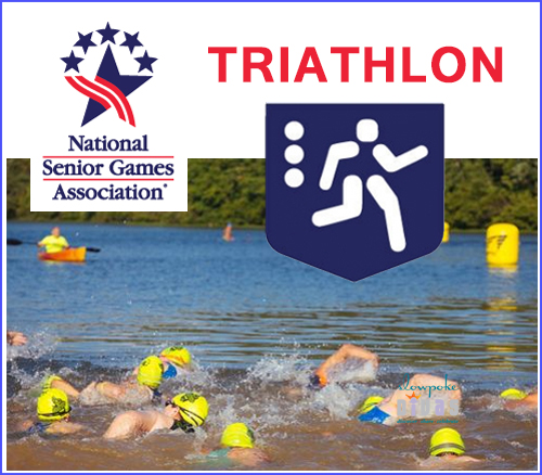 national senior games triathlon