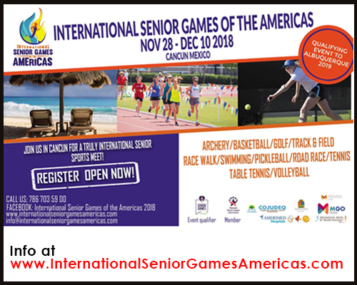 International Senior Games of the Americas