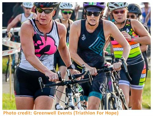 2019 Women's Only Triathlons & Duathlons in the US & Canada