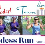 Join Team Slowpoke Divas in the 2021 Goddess Run virtual race series