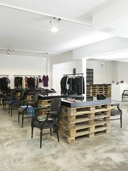 Concept Store F95 in Berlin(www.f95store.com)