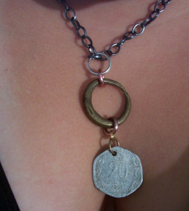 Necklace by Kapaali by NOLA Eats.