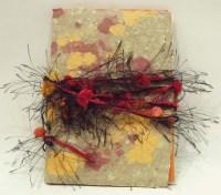 handmade paper blank book