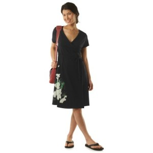 The North Face Kayla Wrap Dress