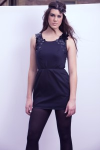 Rumer dress- Black