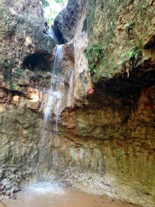 Tunica Falls