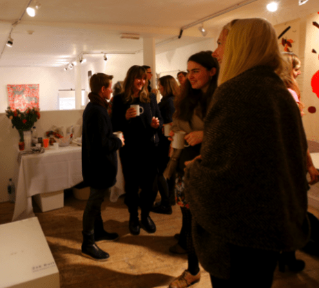 A Slow Textiles Group event (designed, devised and delivered by Emma Neuberg)