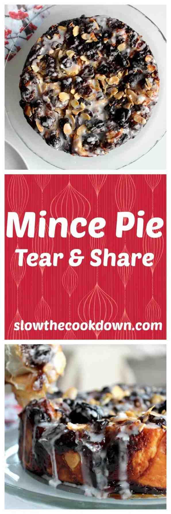 Mince Pie Tear & Share