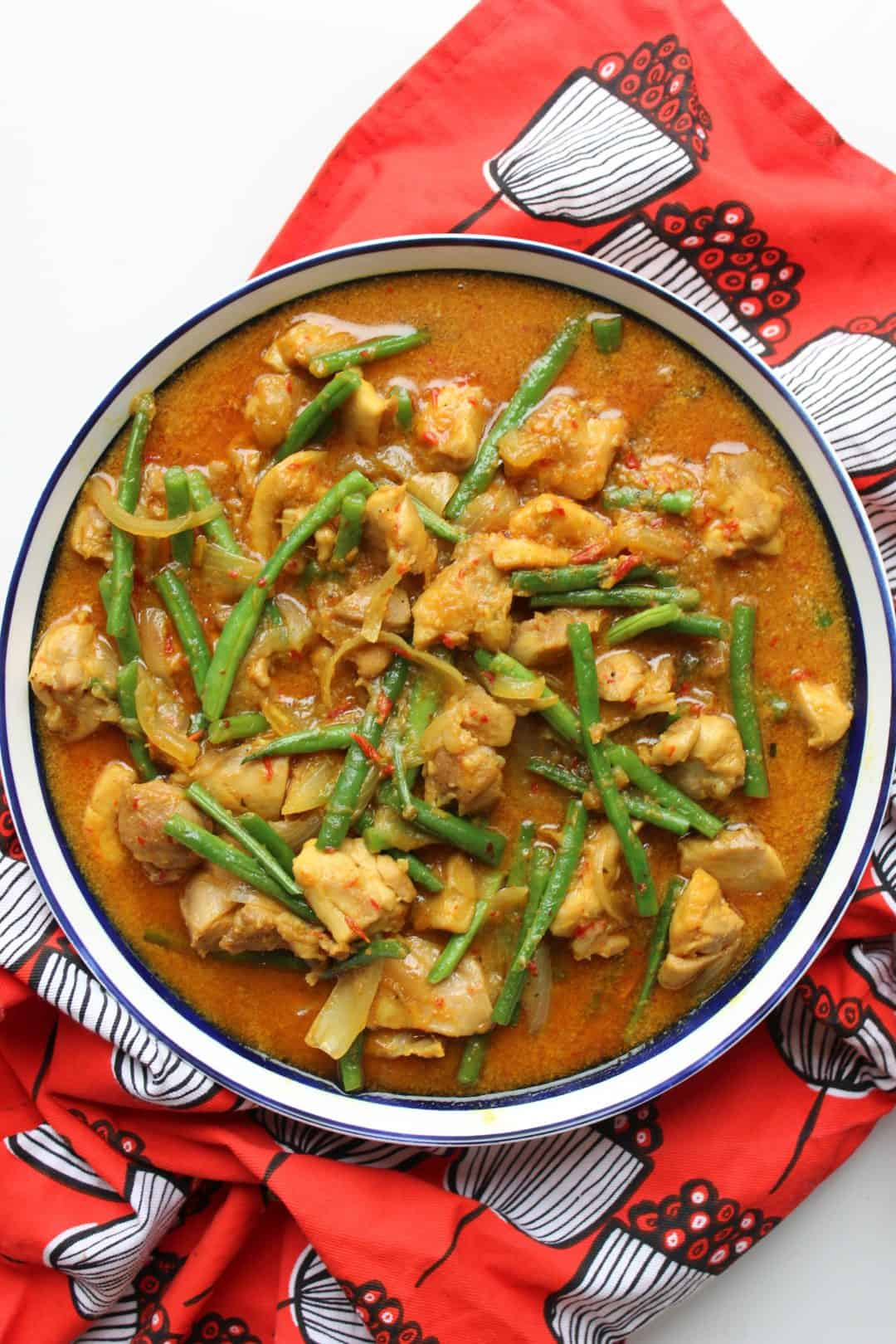 Gordon Ramsay's Malaysian Chicken - Slow The Cook Down