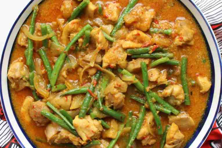 Gordon Ramsays Malaysian Chicken Slow The Cook Down