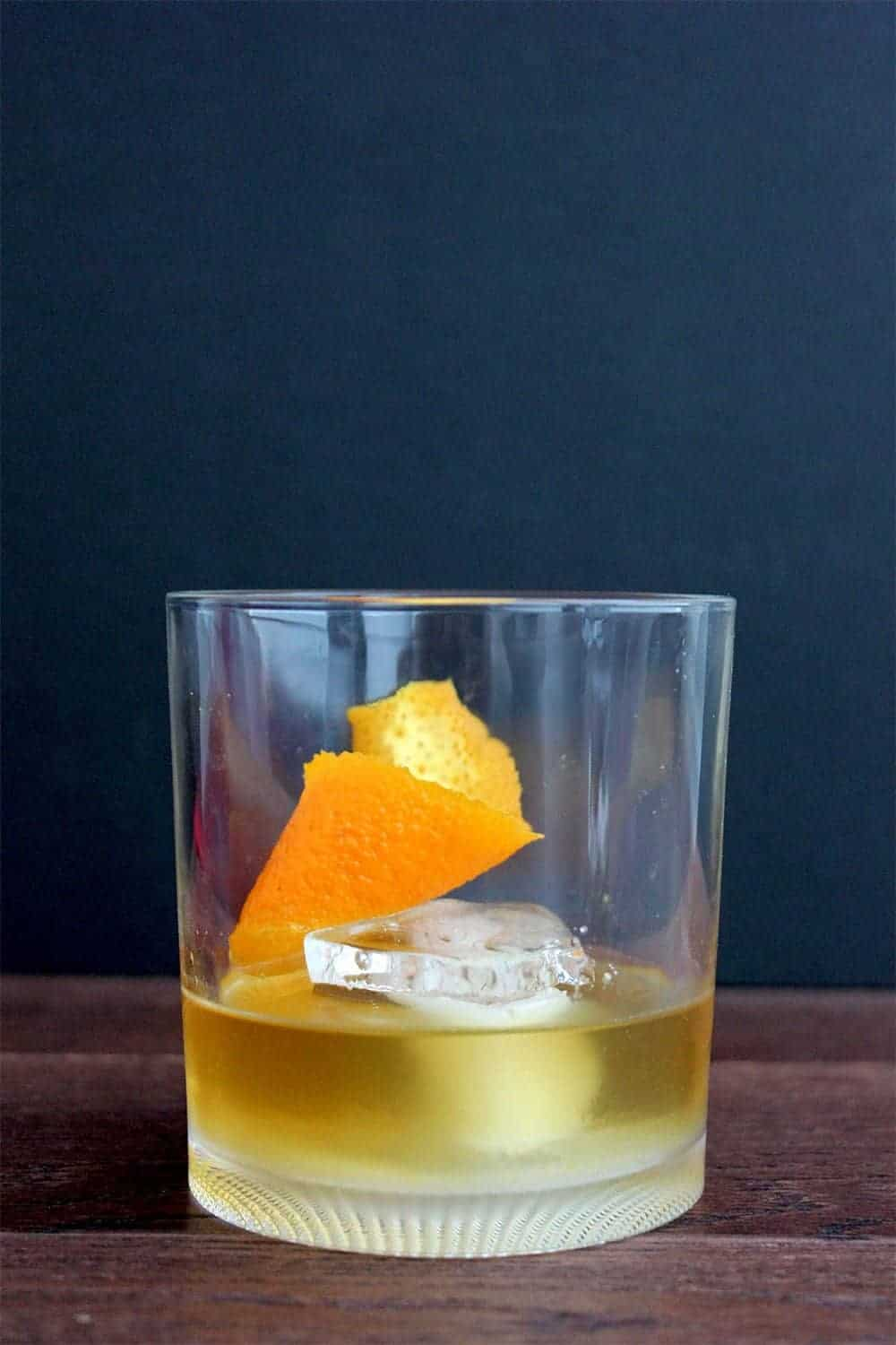 Smokey Old Fashioned - Slow The Cook Down