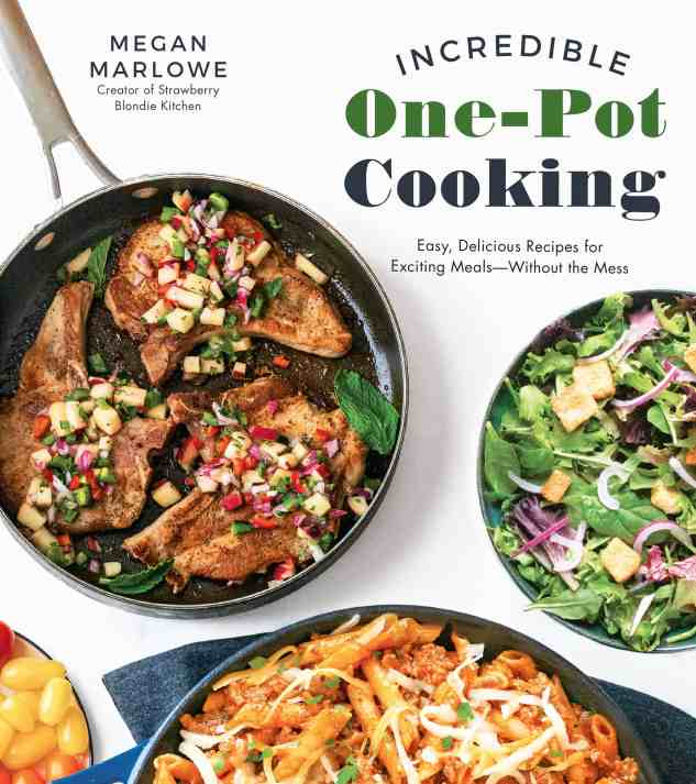 Front cover of Incredible One-Pot Cooking