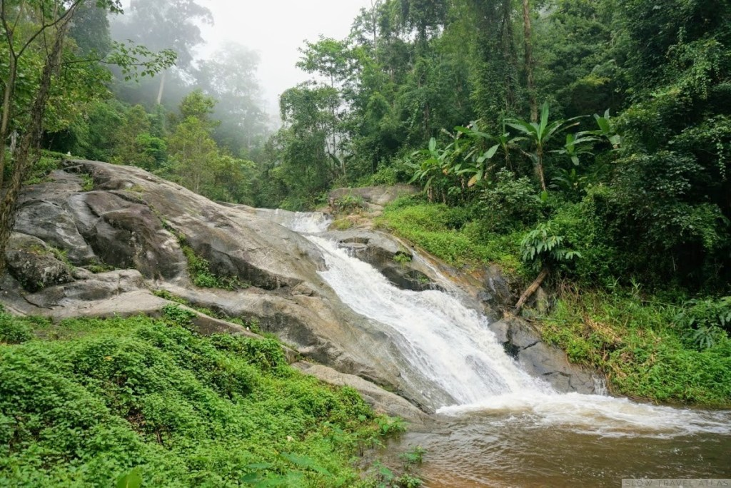 Mo Paeng Waterfall in Pai