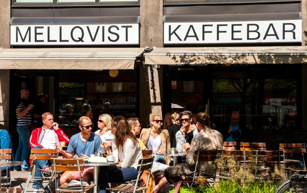 Mellqvist Kaffebar on the Millenium Tour - Photo by Lola Akinmade Åkerström