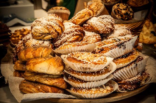 Swedish Fika - Food photography by Lola Akinmade Åkerström