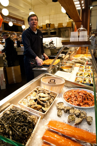 Swedish Food Market - Photography by Lola Akinmade Akerstrom