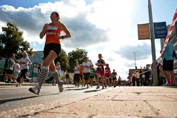 Races in Stockholm - Photography by Lola Akinmade Åkerström