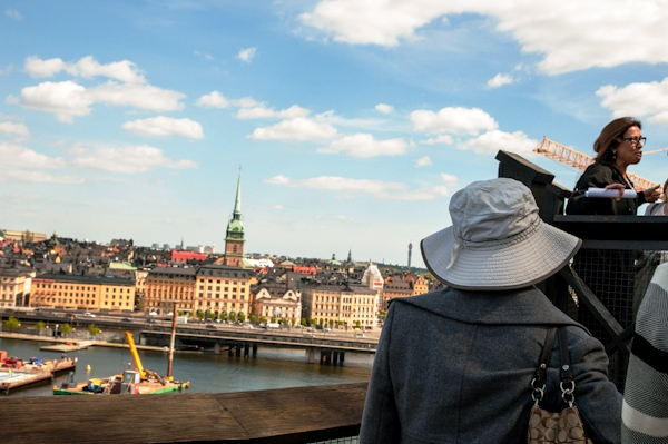Best views of Stockholm - Photography by Lola Akinmade Akerstrom