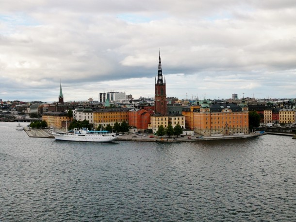 Best views of Stockholm . Photography by Lola Akinmade Akerstrom