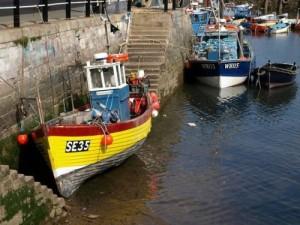Barcos pescadores