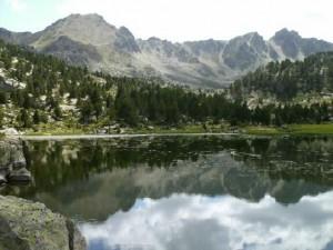 Espejo lago