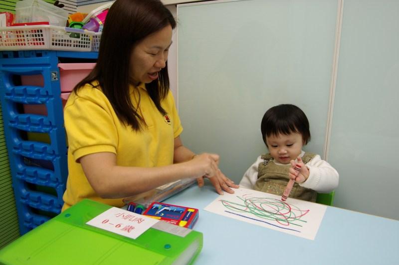 協康會 - 青蔥計劃 :: 幼兒訓練服務