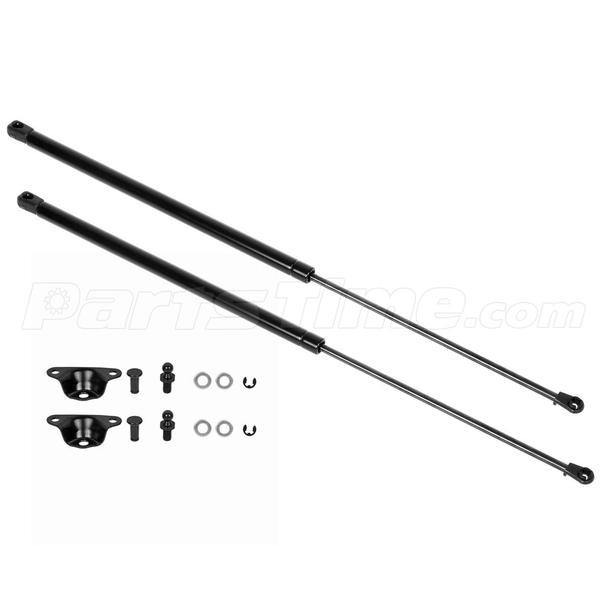 1Pair Rear Hatch Lift Supports Shocks Struts Fits 1990
