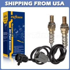 Dodge 4 Wire Oxygen Sensor Wiring Diagram 1968 Chevy Chevelle 2x O2 Upstream And Downstream For 1997 1998