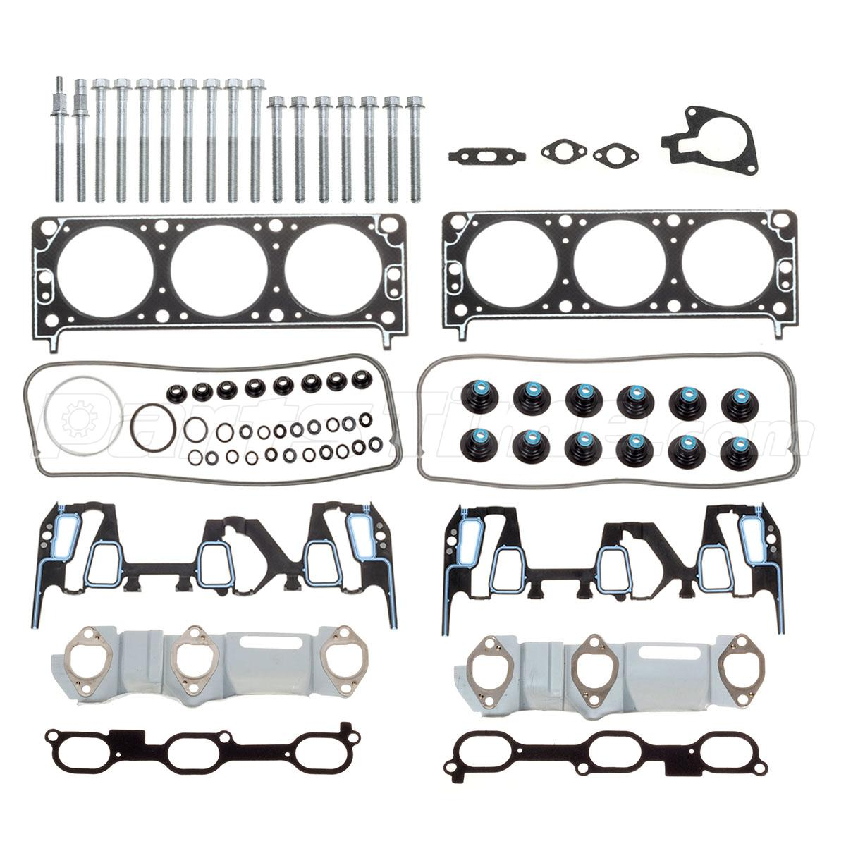 Head Gasket With Bolts Set Fits 00