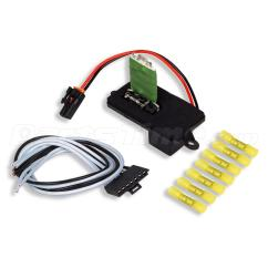7 Wire Blower Motor Resistor Harness 4 Way Venn Diagram Generator Hvac W For Cadillac