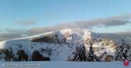 Snehové podmienky na Borišove, Veľká Fatra, 18. január 2016