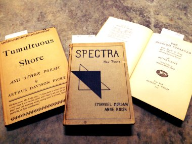 Spectra: New Poems