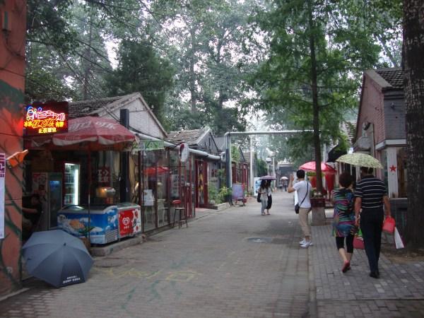 Beijing 798 Street Level