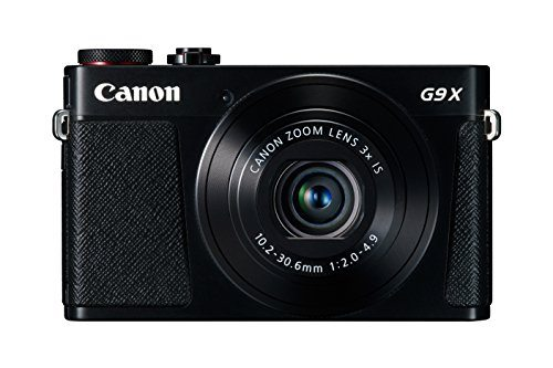 41WkW8Kb5wL - Canon PowerShot G9 X Digital Camera with 3x Optical Zoom, Built-in Wi-Fi and 3 inch LCD (Black)