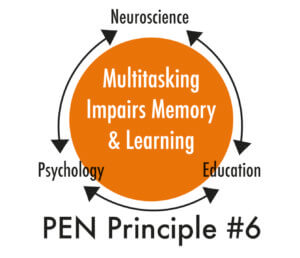 pen principle #6 button