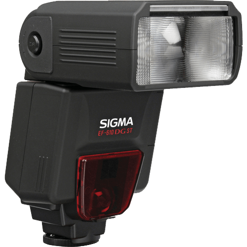 camera flashes sigma ef 610 dg
