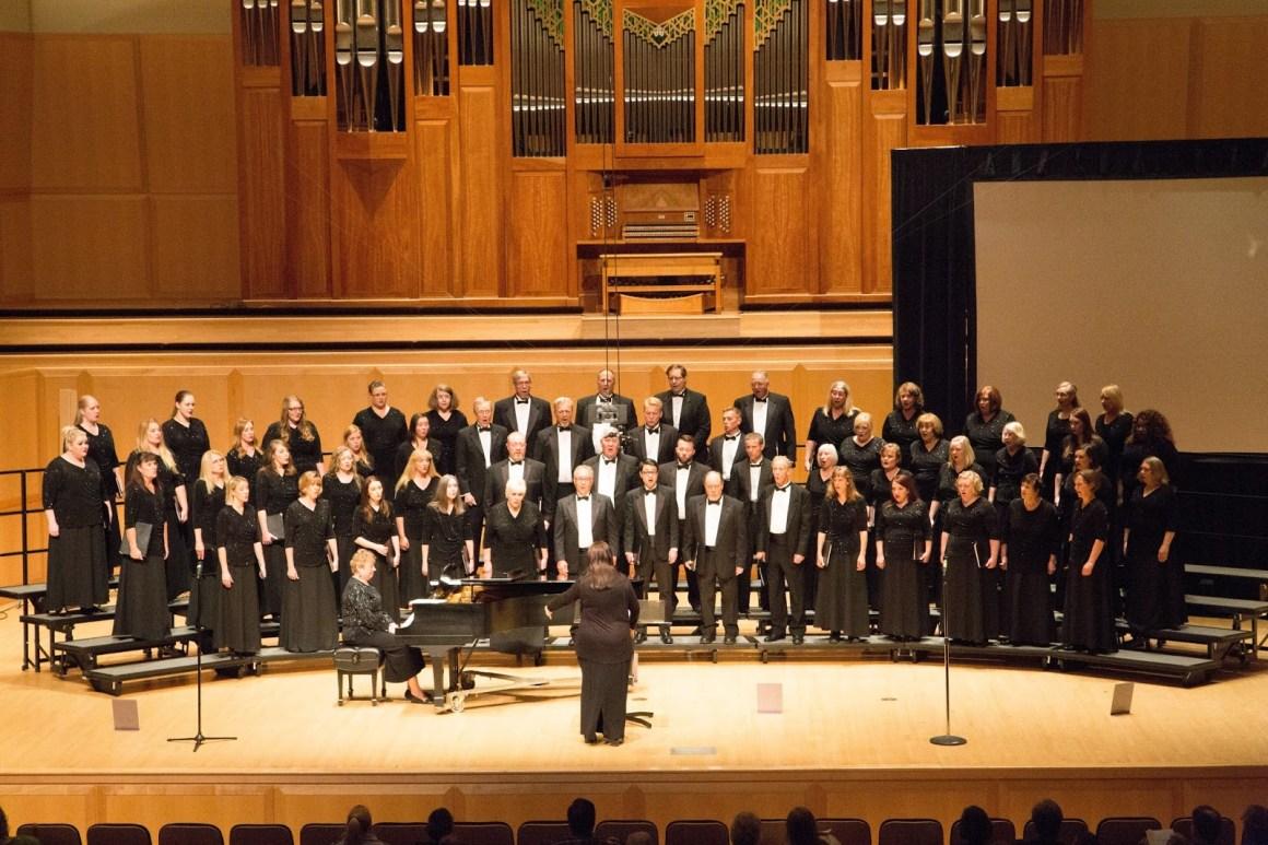 Home Choir shot